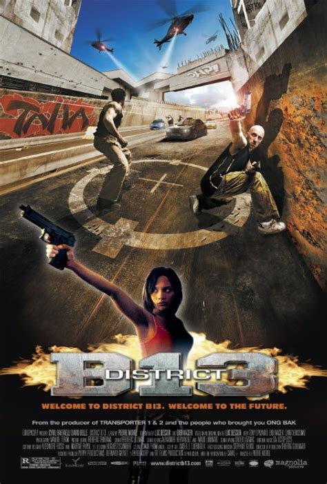 District B13 (2004) (In Hindi) Full Movie Watch Online