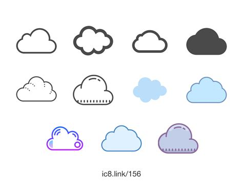Cloud Icon - Free Download at Icons8