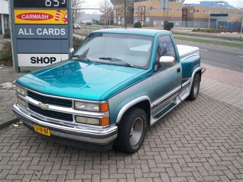 1994 Chevy Stepside - Chevrolet Forum - Chevy Enthusiasts
